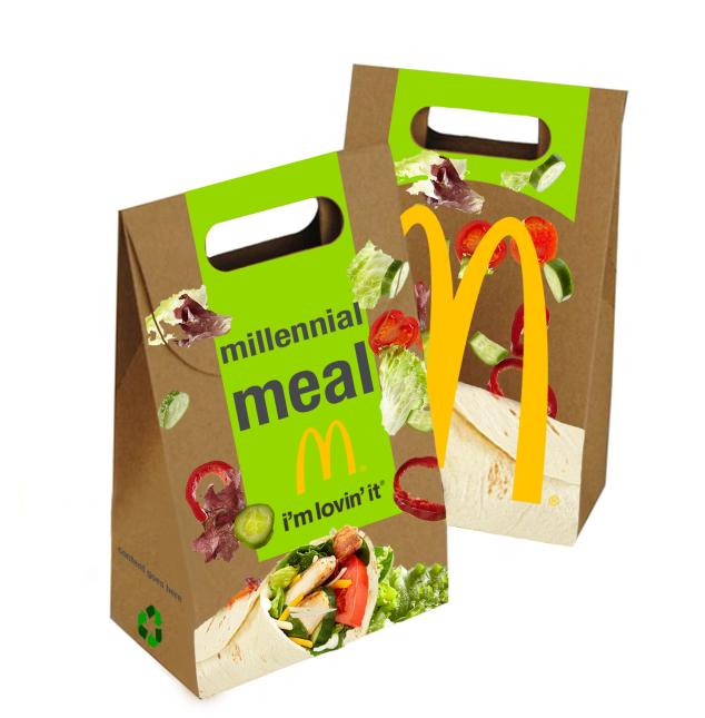 Millennial Meal Design